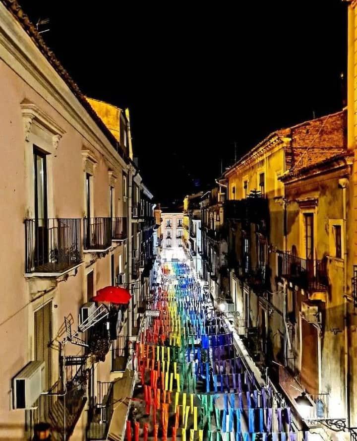 Mille's Apartment / Centro storico Catania