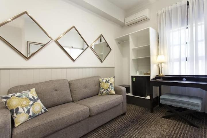 Nice Suite Deluxe At Sydney Cbd