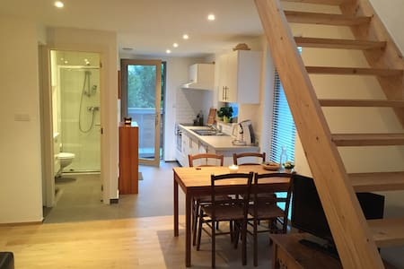 Private apartment in our new house - Ottignies-Louvain-la-Neuve