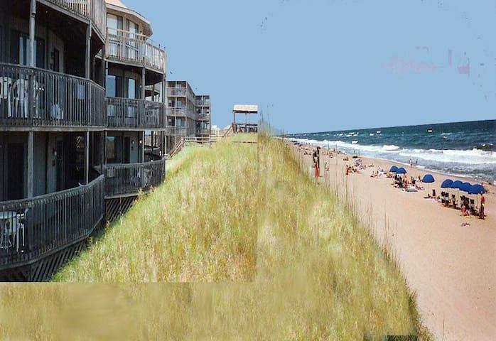 Outer Banks Beach Club Week 21 or Week 38