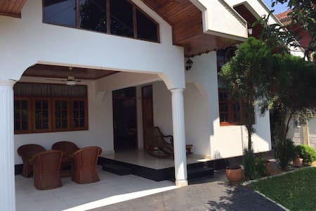 Villa 5 minutes from the beach! - Negombo - Villa