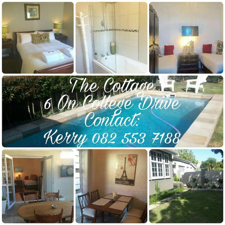 6 on COLLEGE Mill Park-Self catering Cottage