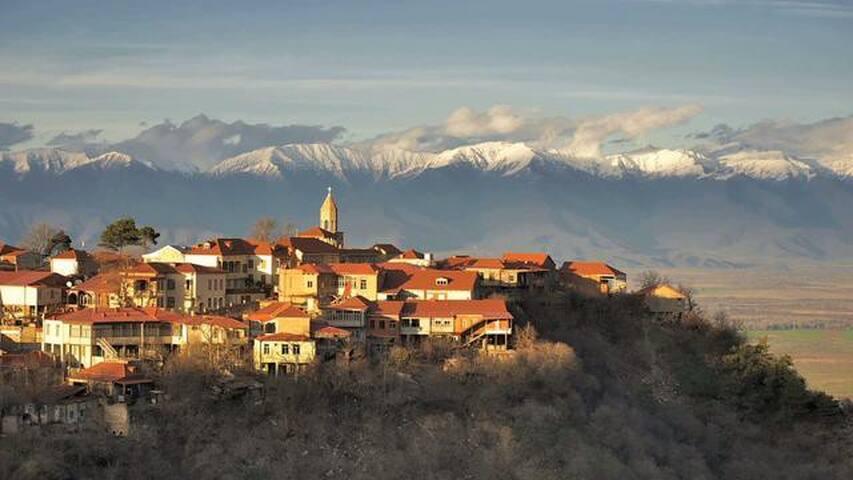 мотель джорджия - Tbilisi - Huis