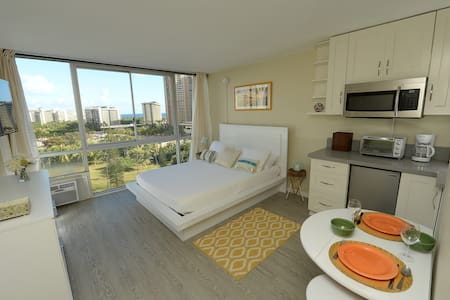 Little Piece of Paradise with Unobstructed Views - Honolulu - Apartment