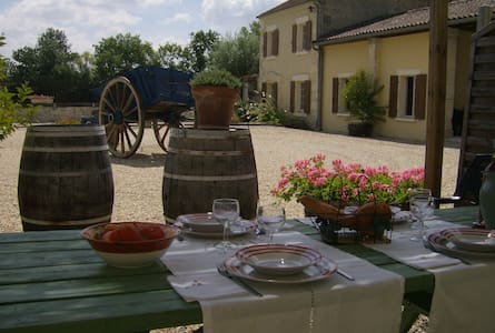 Gites de Cognac - La Maison - Bréville