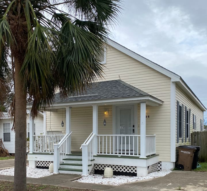 Perfect Pensacola Cottage