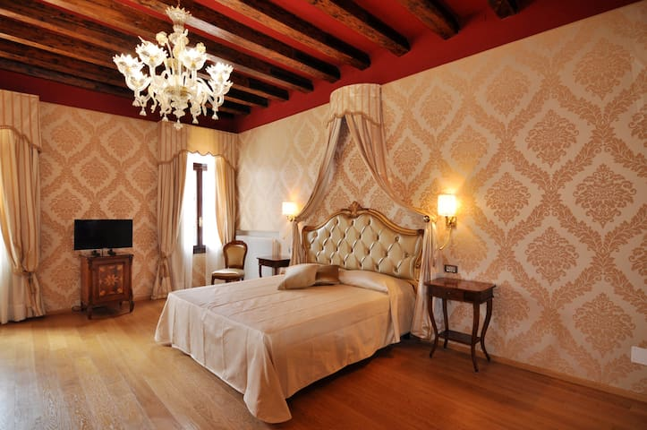 Cannaregio Leonardo Suite - Wenecja - Apartament