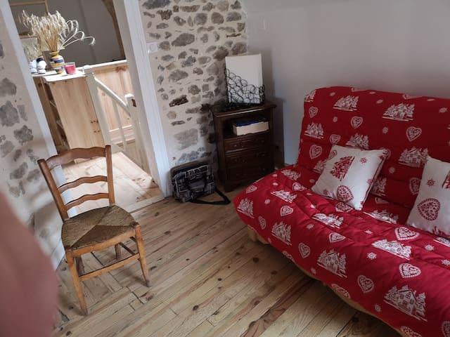 Maison agréable près Montdore et Bourboule 10 pers