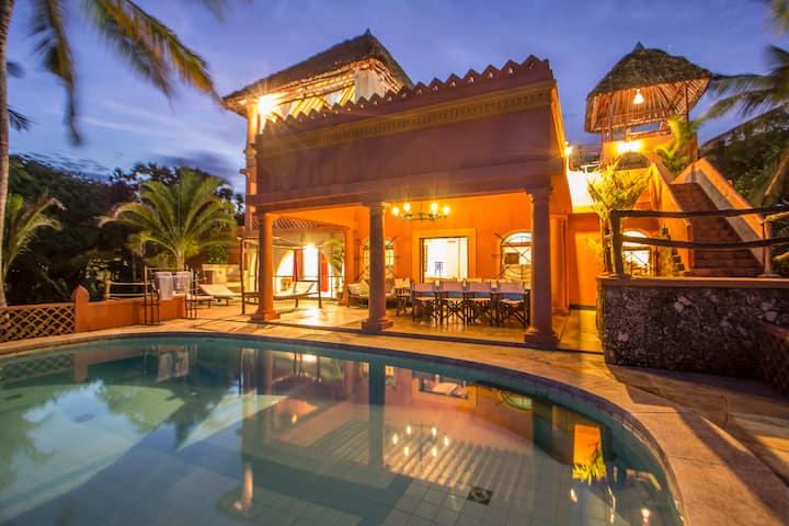 Swahili House - Main House