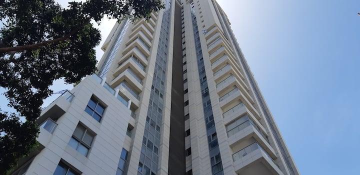 Ramat gan tower apartment