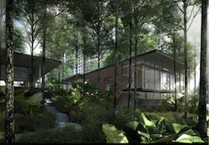 Vacation home with nature and park - Cheras, Selangor, MY