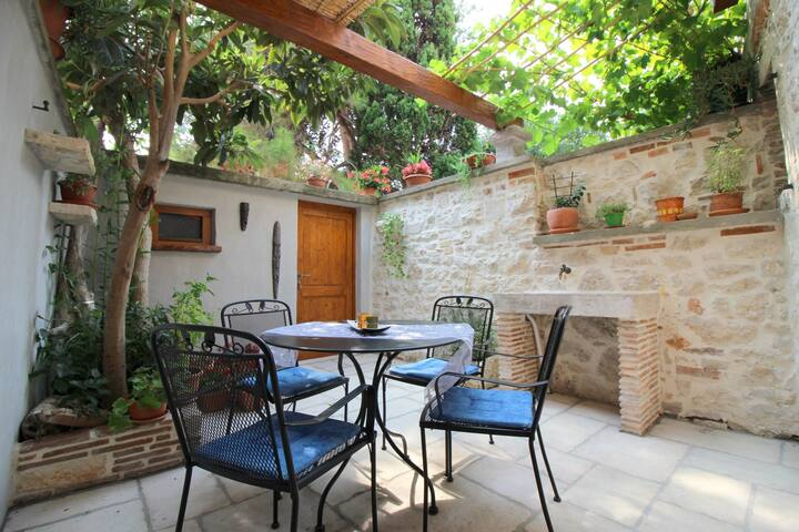 Apt for 5 persons with WLAN in Poreč R66838