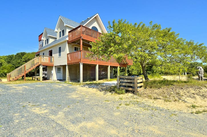 Twin Shores:4 bed/3.5 bath 4X4 beach,40mbps wifi - Corolla - Talo