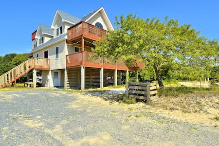 Twin Shores:4 bed/3.5 bath 4X4 beach: Summer:3K/wk - Corolla