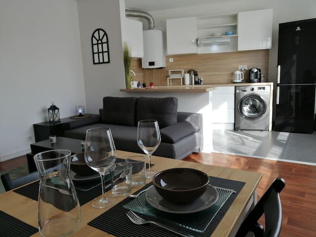 Appartement cosy à Colmar