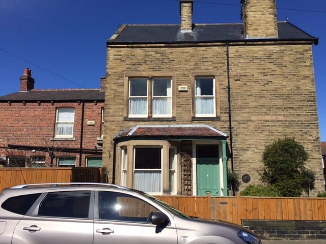 Double room in Victorian House. - Saltburn-by-the-Sea - Huis