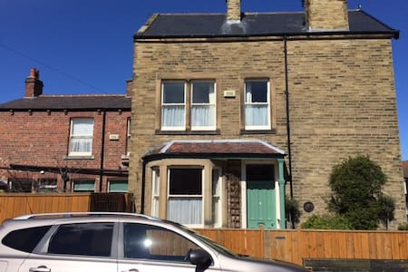 Double room in Victorian House. - Saltburn-by-the-Sea - 独立屋
