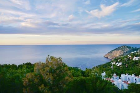 Duplex House - Panoramic Sea View - Sant Miquel de Balansat
