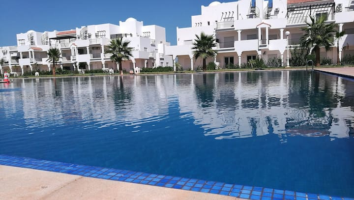Stunning 2-Bed Apartment in Saïdia