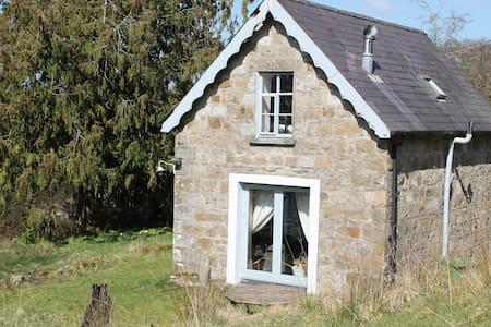 Gorgeous little granite  cottage ideal getaway! - Donard - Huis