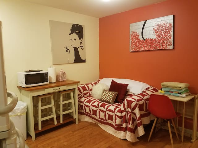 Cozy Ritt 1 Bedroom - Best Location