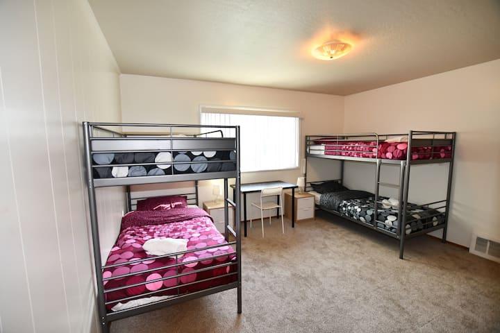 Female Shared room # 2