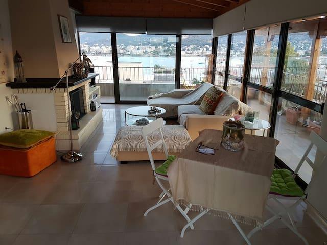 Penthouse Cove - Porto Rafti - Byt