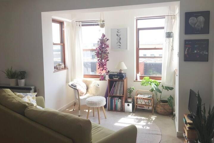 Bright & cosy 1-bedroom flat in central Bristol