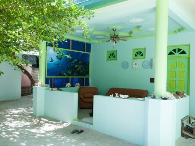 Charming Villa in Omadhoo