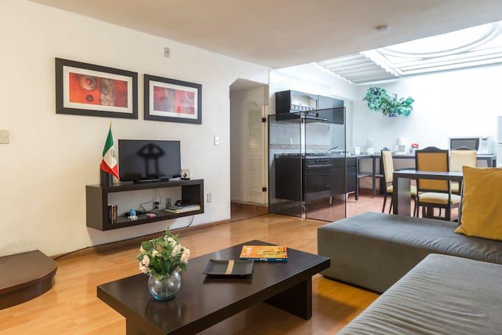 Cozy Oasis in Polanquito