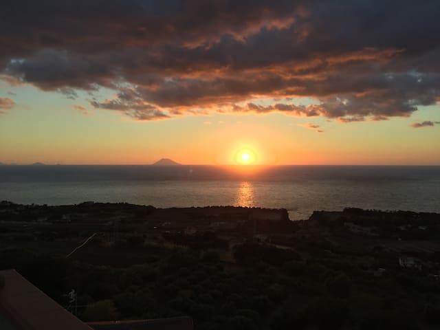 Appartamento Calabria tra Tropea e Capo Vaticano