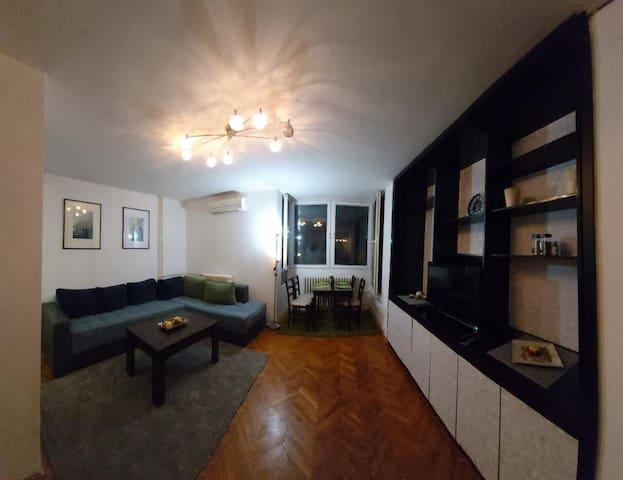 Skopje City Apartment