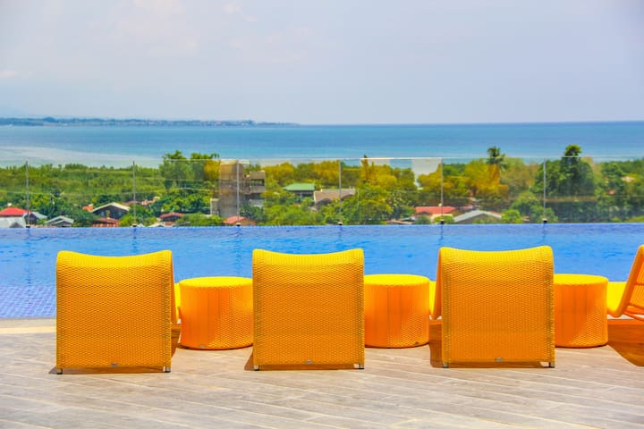 S001 Spacious dream unit in the Beach Resort Area - Lapu-Lapu City - Ortak mülk