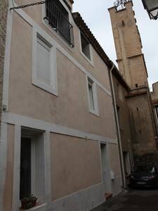 agréable maison de village - La Palme