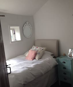 Stylish 18c Cottage Nr Ramsbottom - Ramsbottom - Kulübe