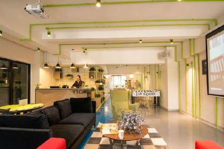 两室一厅娱乐式家庭小V - Suqian Shi - Daire
