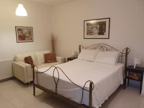 New appartment. Close to University of Nicosia.
