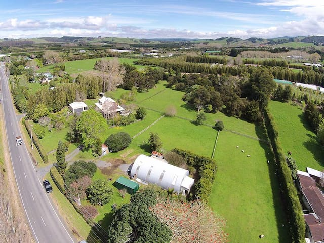 Fabulous Farm-Let Omaha !  With lots to do - Tawharanui Peninsula - Maison de vacances