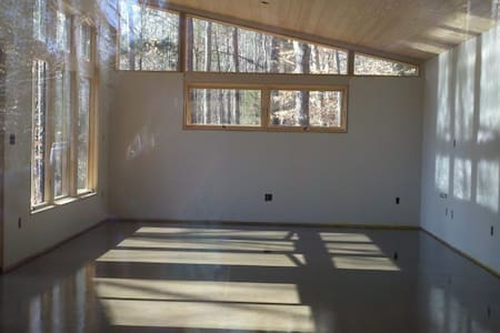 Quiet contemporary in the woods - Durham