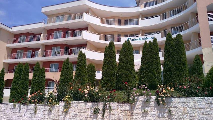 Аparthotel Marina Residence - VG TOUR
