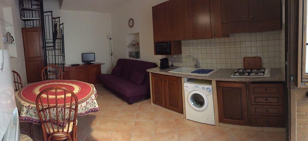 """Petite maison """"Casale"""" climatisée - Alcamo"""