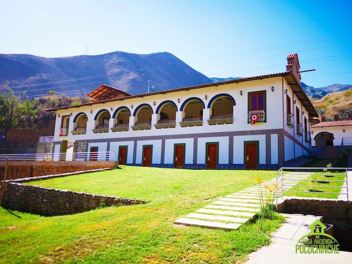 Casa Hacienda Pucuchinche