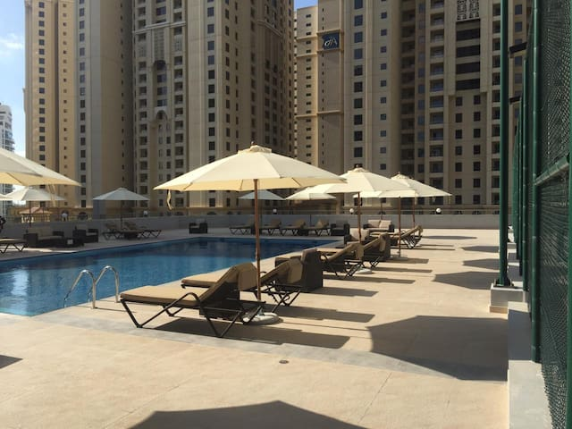 Luxury 3 Bedroom Apartment in Dubai Marina opp JBR