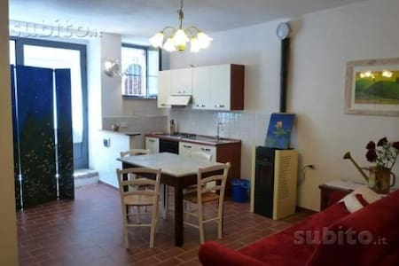 Loft in the historic center of Santa Fiora