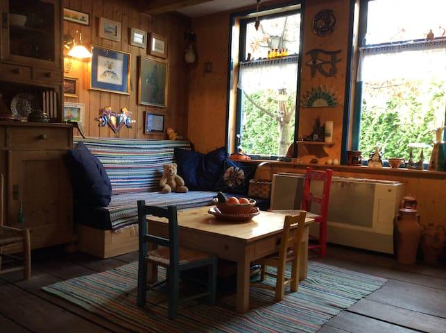 Authentiek vissershuisje Volendam - Volendam - Dom