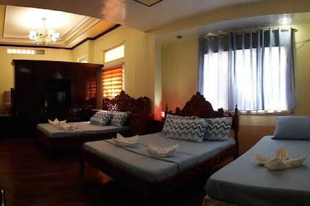 Third & Sean's Place: Family Suite - Legazpi City