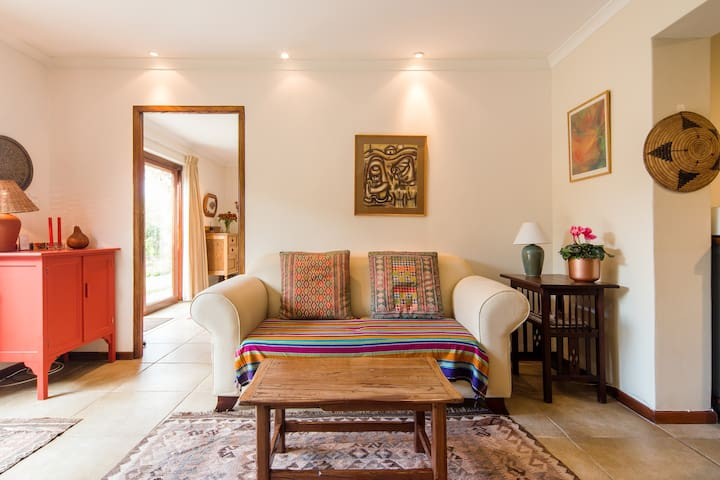 Peaceful garden cottage Hout Bay - Cape Town - Cottage