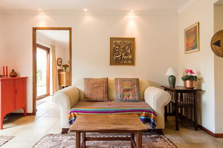 Peaceful garden cottage Hout Bay - Le Cap - Cabane