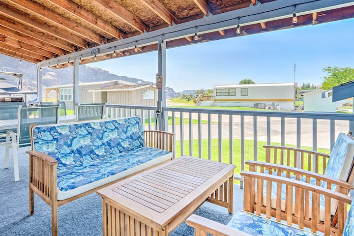Quincy Home w/ Community Pool & Boat Rentals!
