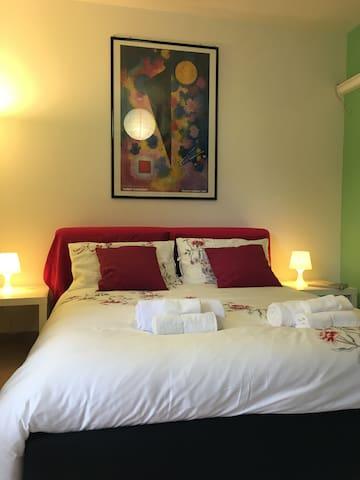 Casa nel Chianti per visitare Firenze e la Toscana - Santa Cristina - Wohnung